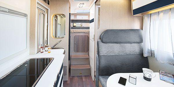 Autocaravana ILUSION XMK 590 H - Caravanas Cerdanyola