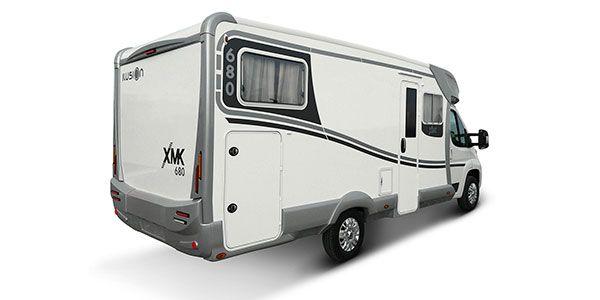 Autocaravana ILUSION XMK 680 H