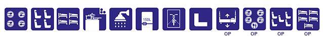 Autocaravana ILUSION XMK 680 H Características