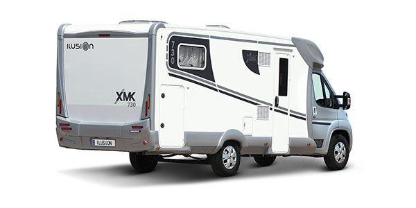 Autocaravana ILUSION XMK 730 H