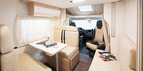 Autocaravana ILUSION XMK 760 H