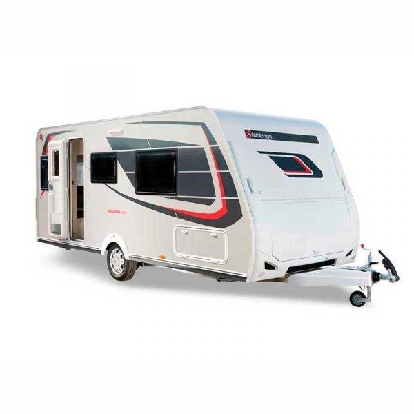 Caravana Sterckeman Evolution 496 PE