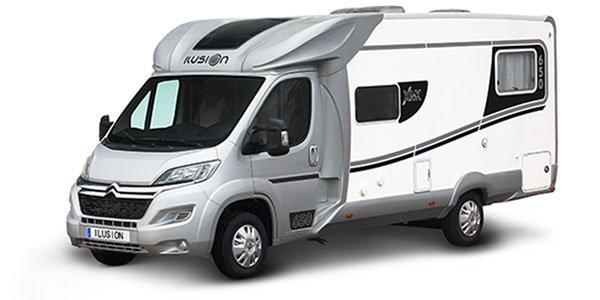 Alquiler Autocaravana ILUSION XMK 650 PLUS