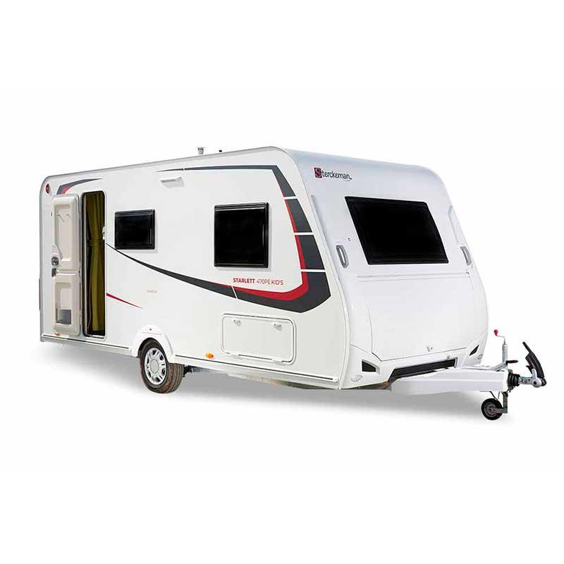 Caravana Sterckeman Evolution 490CP
