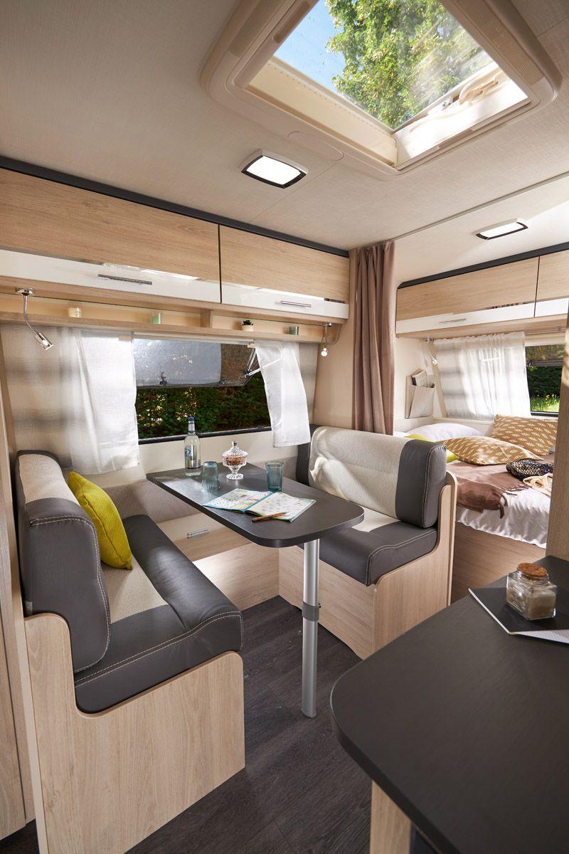 Caravana Sterckeman Confort 490PE