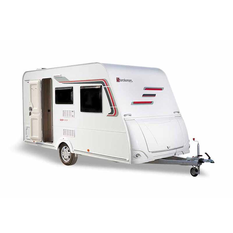 Caravana Sterckeman Easy 380CE