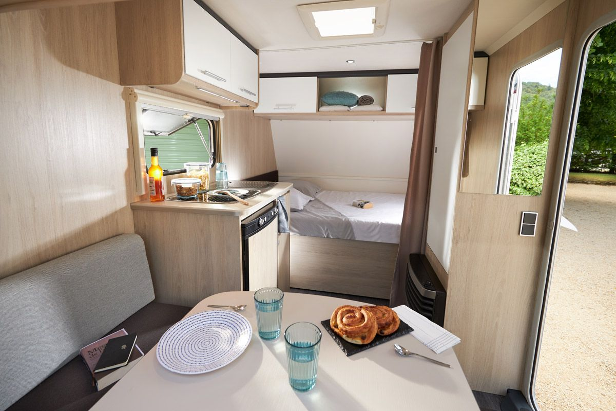 Caravana Sterckeman Easy 470PE