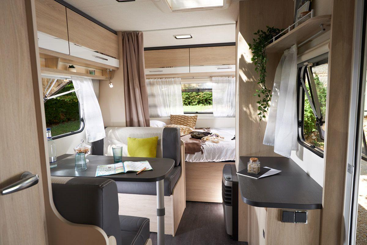 Caravana Sterckeman Starlett 470PE Confort