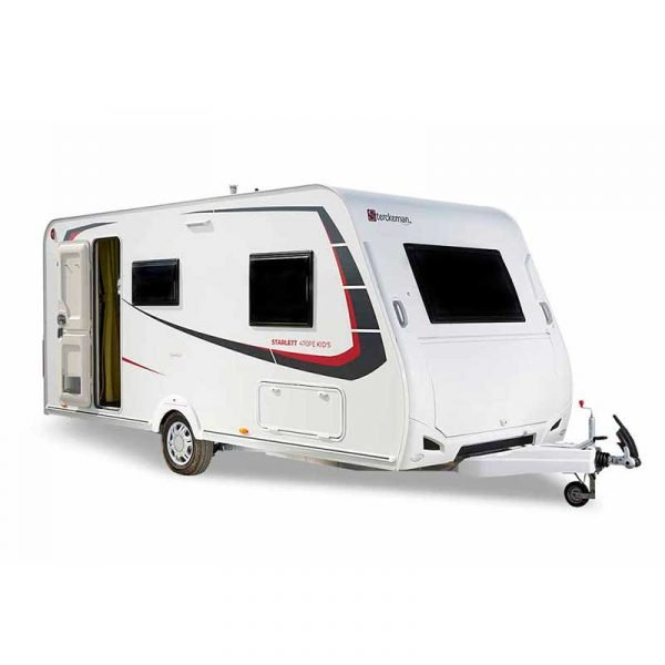 Caravana Sterckeman Starlett Confort 420CP